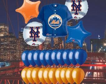 New York Mets Balloon Kit (3 Styles)