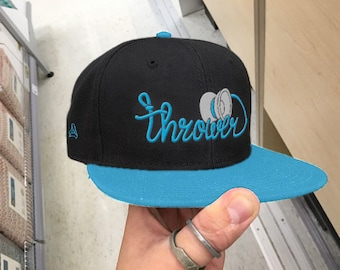 "Yoyo ""Thrower"" - Embroidered Snapback Hat"