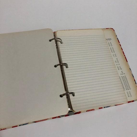 Vintage do it yourself recipe book binder 1960 solutioingenieria Choice Image