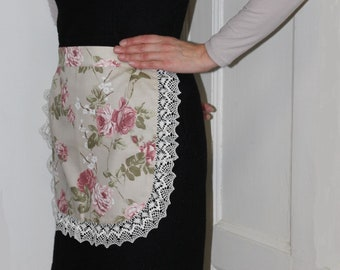 country style small kitchen aprons are old fashioned aprons that can be used both as waitress aprons or wife aprons