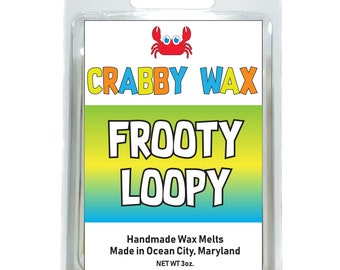 Frooty Loopy Soy Wax Melt