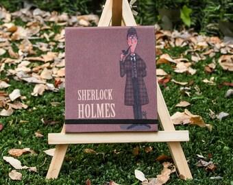Sherlock Holmes Mini notebook
