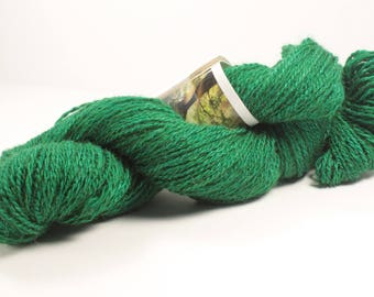 Emerald Alpaca Silk 80/20%