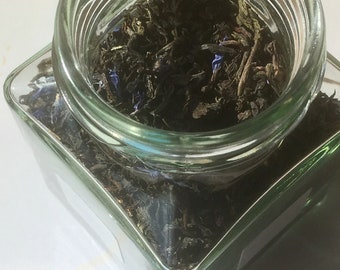 Cream Earl Grey Tea - Tea Gift - Loose Leaf Tea - Luxury Tea in a Stylish Glass Jar
