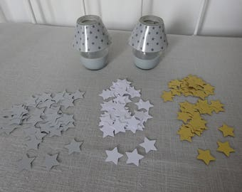Confetti stars table decoration (x 50)