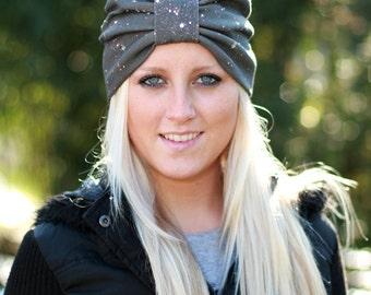 Stardust Fashion Turban - Organic Cotton - Hair Wrap