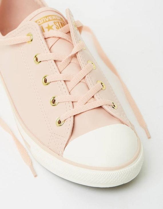 converse dainty beige