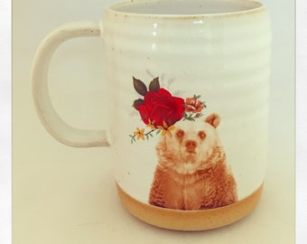 Talk to the Animals- Bear Mug