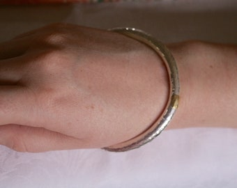 Heavy Sterling Bangle