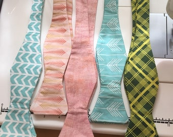 Men's Bow Tie, In Stock Ready to Ship