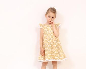 A Line Girl Dress
