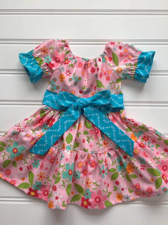 Summer Dress for Girl Toddler Dress Girl Party Dress Girl