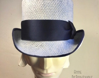 Top Hat, Derby Top Hat, Royal Wedding Top Hat, Blue Top Hat, Straw Top Hat, Coachmans Hat