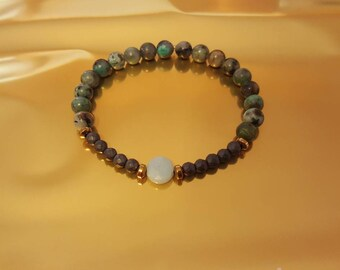 Henri turquoise bracelet