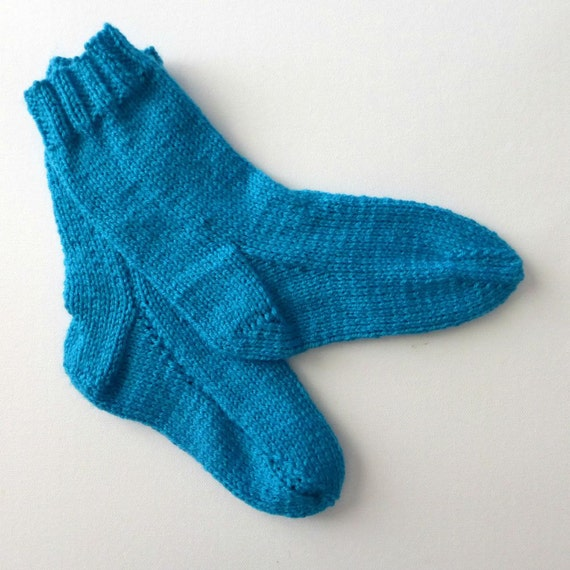 Two Needles Knitting Socks Patterns Instant Download From Dycas On
