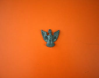 Boys Scouts Of America Eagle Scout Medal. Rare Boy Scouts Collectible Medallion For Eagle Scouts. Vintage Boy Scouts Pewter Medal