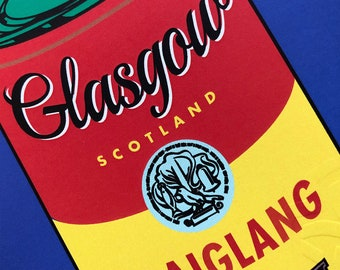 Craiglang. Glasgow Soup.