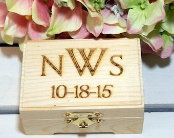 Personalized Ring Box, I do, Ring Bearer Box,BridesMaid Gift, Personalized Ring Box, Personalized Gift, Christmas Gift