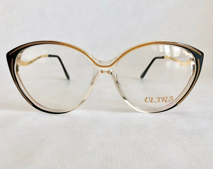 ULTRA Zanadu Vintage Glasses New Old Stock Made in West Germany