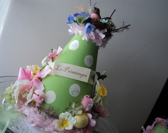 Easter Parade Party Hat