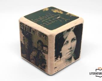 Writer's Block: Louisa May Alcott