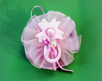 Baby Shower Party Favors, Baby Shower Rosettes, Baby Shower Party Supply, Baby Girl Shower Supplies
