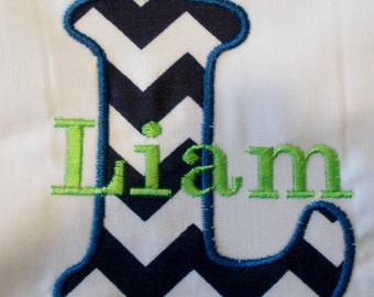 Boy Personalized Infant Gown, Boy Coming Home Outfit, Boy, Boy Personalized Bodysuit, Baby Boy Personalized Outfit, Baby Boy Gown With Name