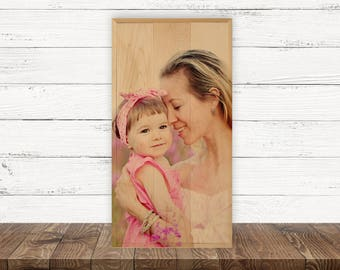 12x24 Custom Shimlee Wood Print