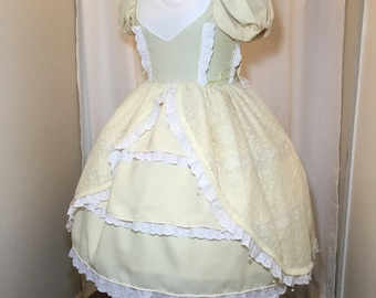 Le Petit Miaou Sunshine Hime Lolita One Piece (op) Dress ONE OF A KIND