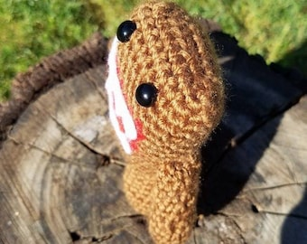 Domo amigurumi | domo | crochet domo | domo plush | domo  plushie | domo collectible | domo party | monster plush | monster plushie