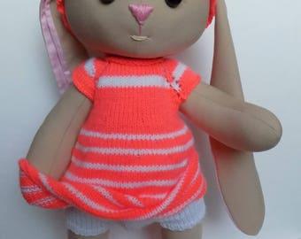 Toys&Games, Toys rabbit, toys,  baby toys, toys handmade, animaux reluche, bunni