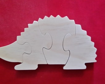 Hedgehog Puzzle