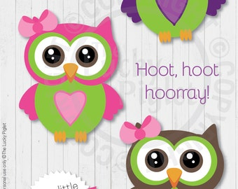 OWL DECORATIONS, Owl Party Decorations, Owl Baby Shower Decorations, Owl  Party Printables, Centerpieces   Instant Download, Print And Cut