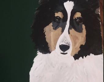 """Custom Pet Portraits (11"""" X 14"""")"""