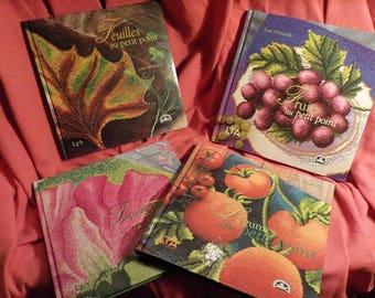 Petit point books