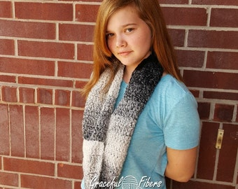 After The Fire Cowl Crochet Pattern