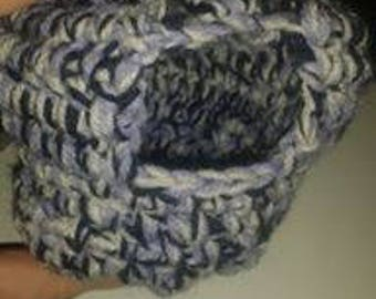 Crochet pet bed, nest, hamster, gerbil, mouse, rat rodent