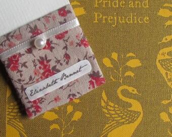 Bookmark Elizabeth Bennet - Pride and Prejudice - Jane Austen