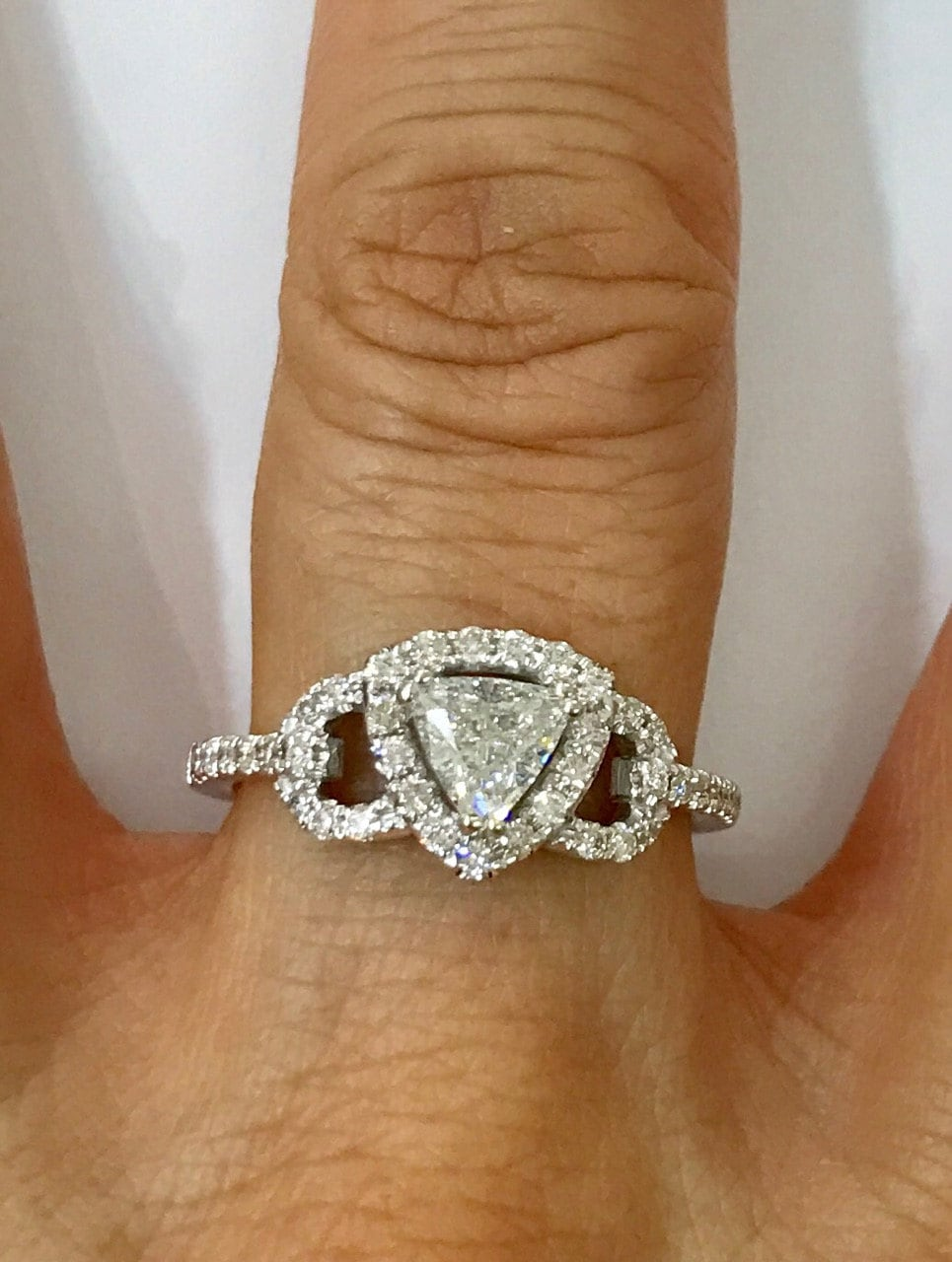 worth the buying trillion diamond engagement straight cut is cuts rings ring