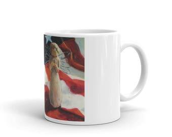 America's Angel Mug
