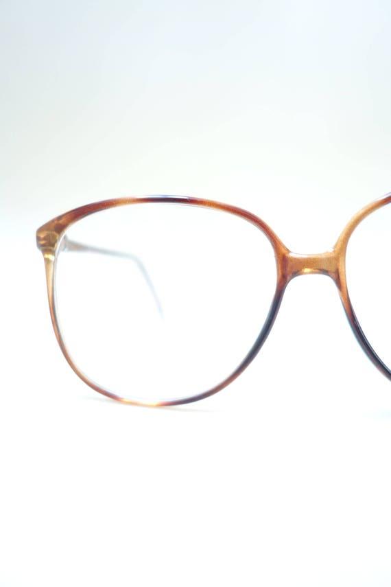 Jahrgang Französisch L\'Amy übergroße Brille Womens