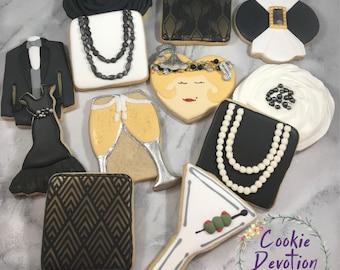 Art Deco Cookies