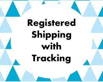 Registered Shipping With Tracking (Australian Buyer Only)