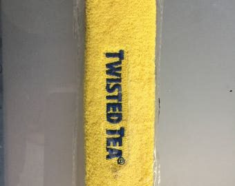 Rare Twisted Tea Beer Headband! It's A Must Have If You're A Twisted Tea Fan. Lets Get Twisted!