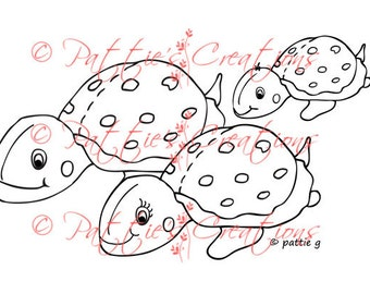 The Turtle Familiy