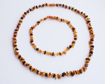 Baltic Amber Mother Baby set