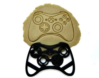Game Controller Cookie Cutter/Multi-Size