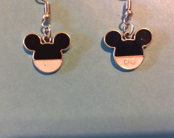 Mickey Mouse Earrings   AD65