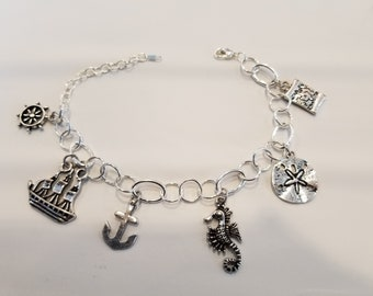 Charm Bracelet: Nautical