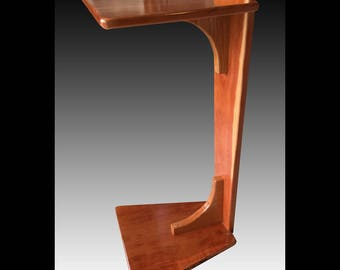 Perching Table - Flame Cherry